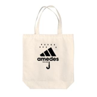 アメデス Tote bags