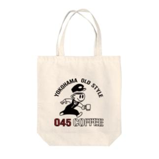 045COFFEE YOKOHAMAの045COFFEE A Tote bags