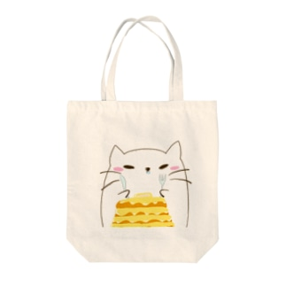 ネココ Tote bags