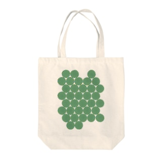 KAERUCAFE SHOPの錯視 Tote bags