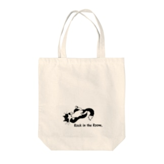 Rock in the Room. Tote bags