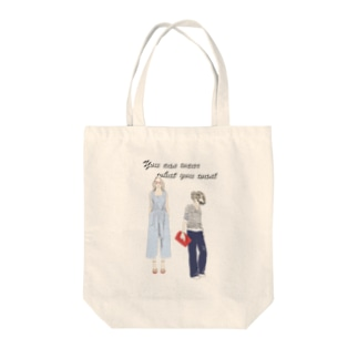 fashion lover4 Tote bags