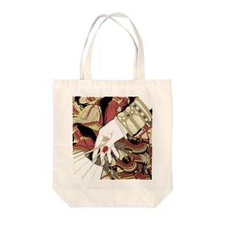 軍記絵巻 Tote Bag
