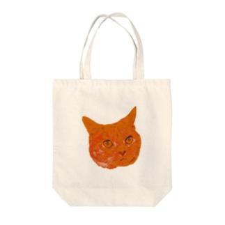 猫のメイ子さん Tote bags