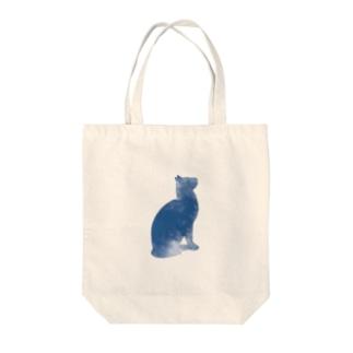 空猫シリーズ Tote bags