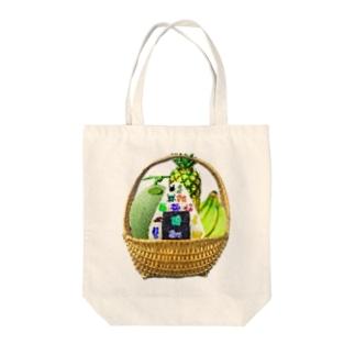 フルーツバスケット Tote bags