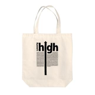 mott_communicationsのRunner's High Tote bags