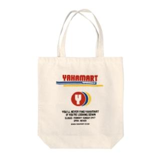 やはもんのYahamart shopping bag Tote bags