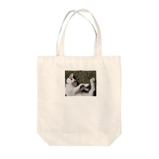 あけみ Tote bags