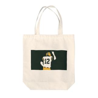 も ん た @もんたnightTVのNo.12の系譜 Tote bags