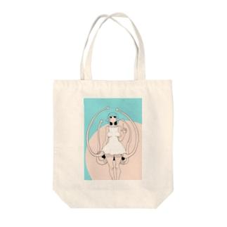 テンタコノコキョウ Tote Bag