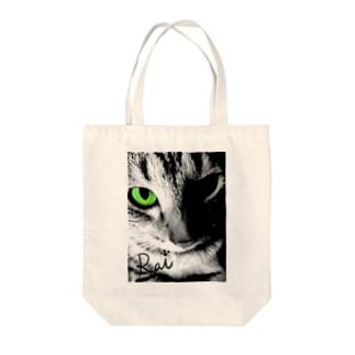 うちの猫 Tote bags