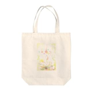 天秤エコバック Tote bags