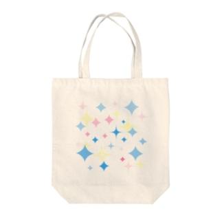 kira☆kira Tote bags