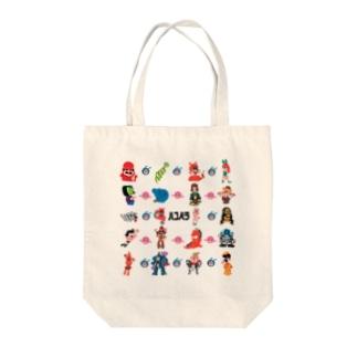 ハコベラ トートバック Tote bags