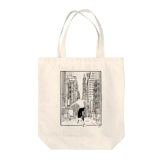 """""""LEAP"""" Tote bags"""