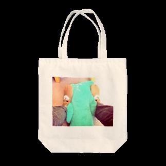 kou.t(こう)の鈴木さんとくまさん Tote bags