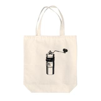 コーヒーミル◉◉ Tote Bag