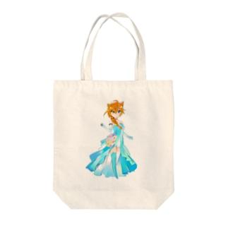 ❰EGOIST❱6月の花嫁 雨 Tote bags