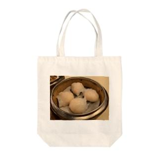 ハーガウくん Tote bags