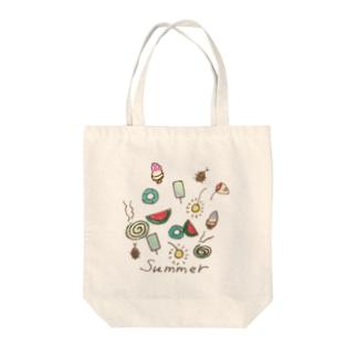 サマー summer 夏 Tote bags