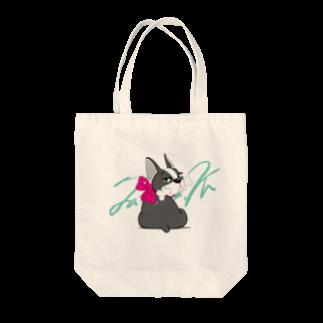 Tatsuya Artistのフレンチブルドッグ  Tote bags