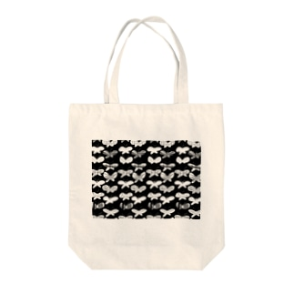 KAERUCAFE SHOPの蝶 Tote bags