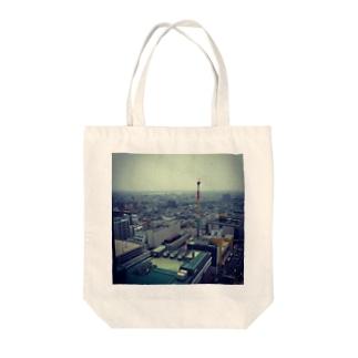 新潟 Tote bags