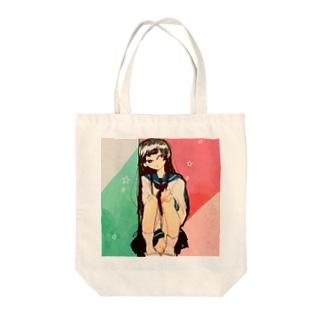 JKのすき間 Tote bags
