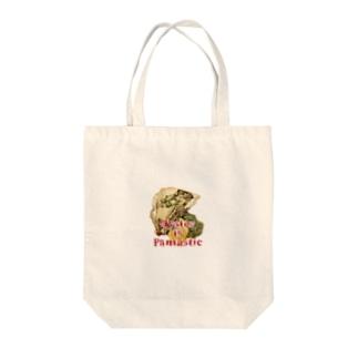 三重県産岩牡蠣1個650円 Tote bags