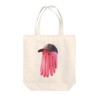 ルパート・カラマリ Tote Bag