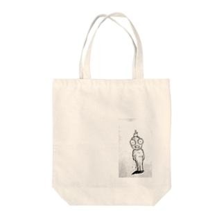SaitoTakumiのハンギョジン Tote bags