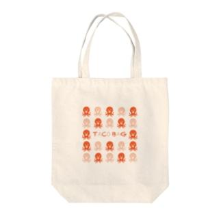 TACO BAG Tote bags