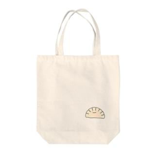 ぎょうざちゃん Tote bags