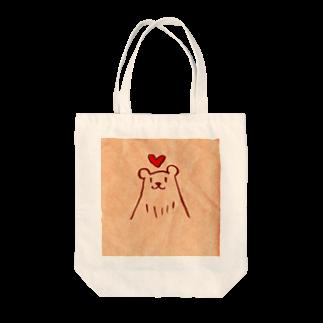 mugin(コミティア115 1.31のラブリーベアー Tote bags
