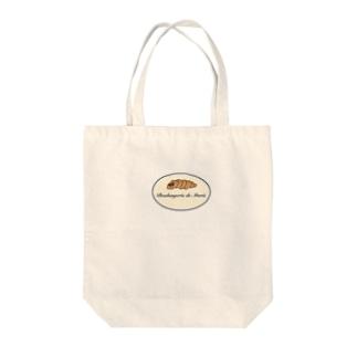 チョココロネ Tote bags