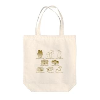 Tunicates Tote bags