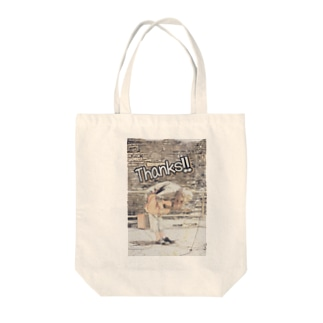 Thanks Tote bags