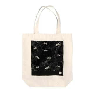 emadaのパグ中毒 Tote bags