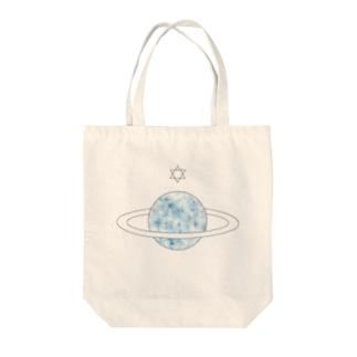 星 Tote bags