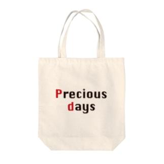 Precious days Tote bags