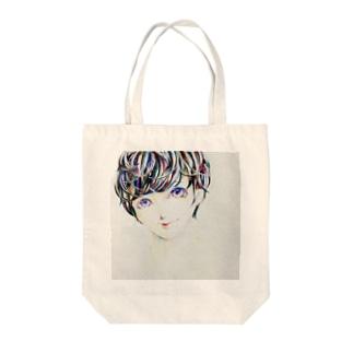ある男 Tote bags