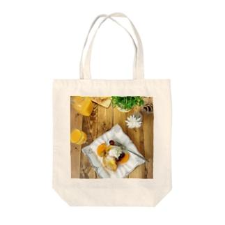 おうちじかんパン活 フレンチトースト Tote bags