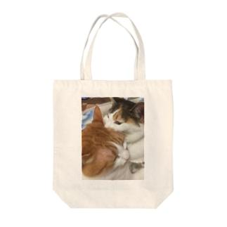 みかんとあさり Tote bags