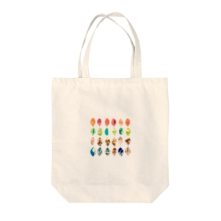 Leafs Tote bags