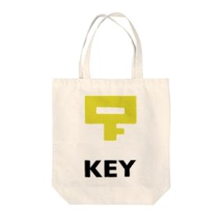 KEY Tote bags