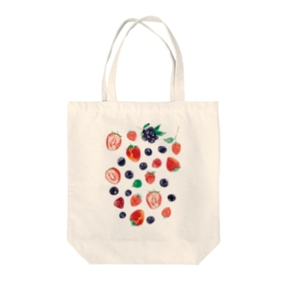 very berry。 Tote bags