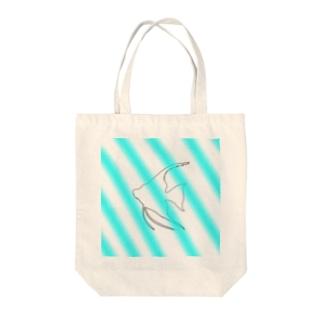 エンゼルの夏 Tote bags