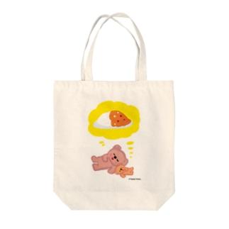 ポコタと弟 Tote bags