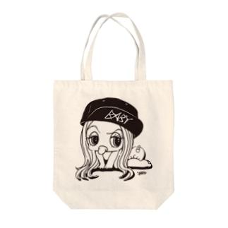 べびちゃん Tote bags